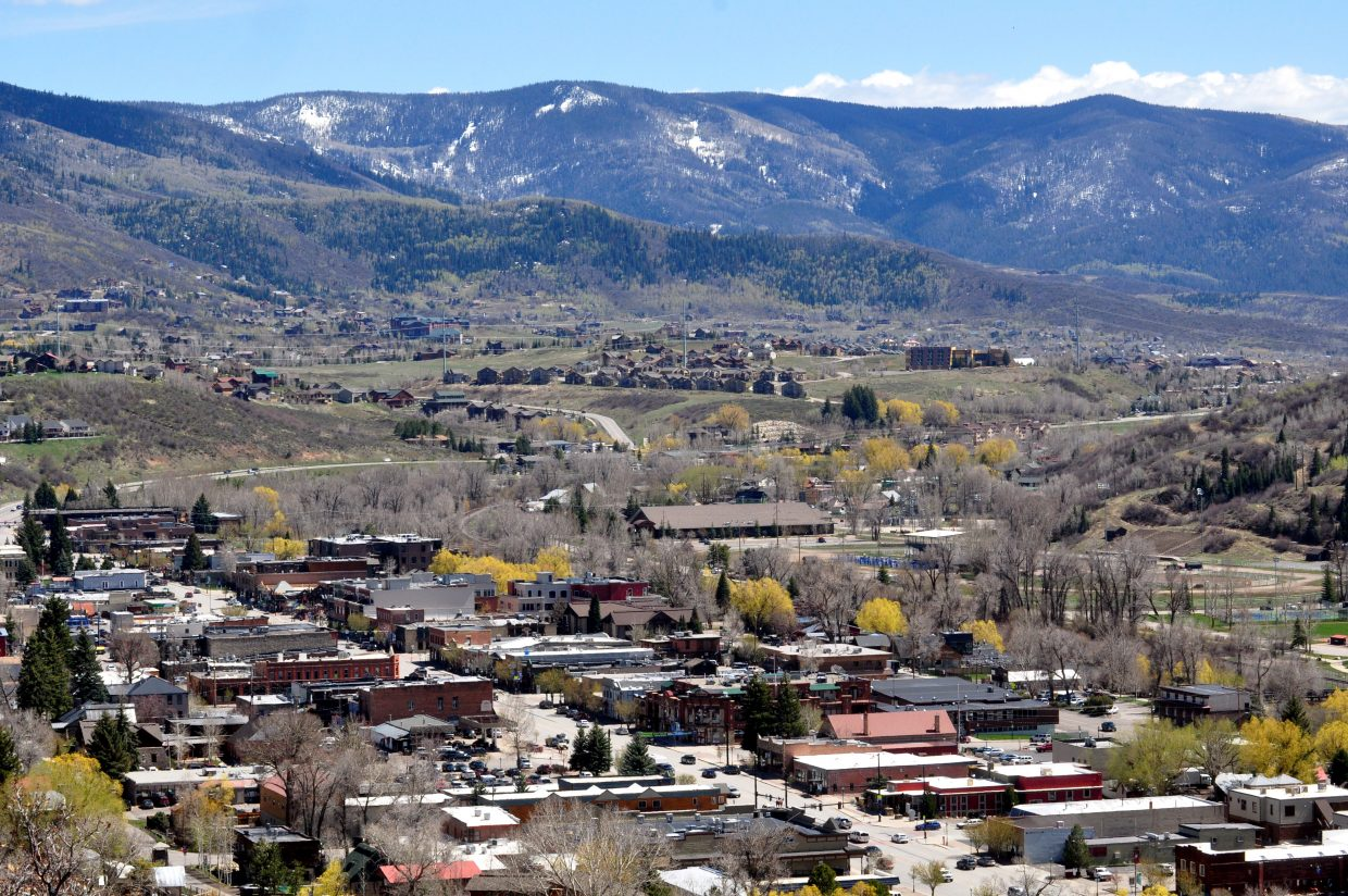 The Steamboat Springs City Council on Tuesday night will discuss a three-year plan to improve the downtown corridor.