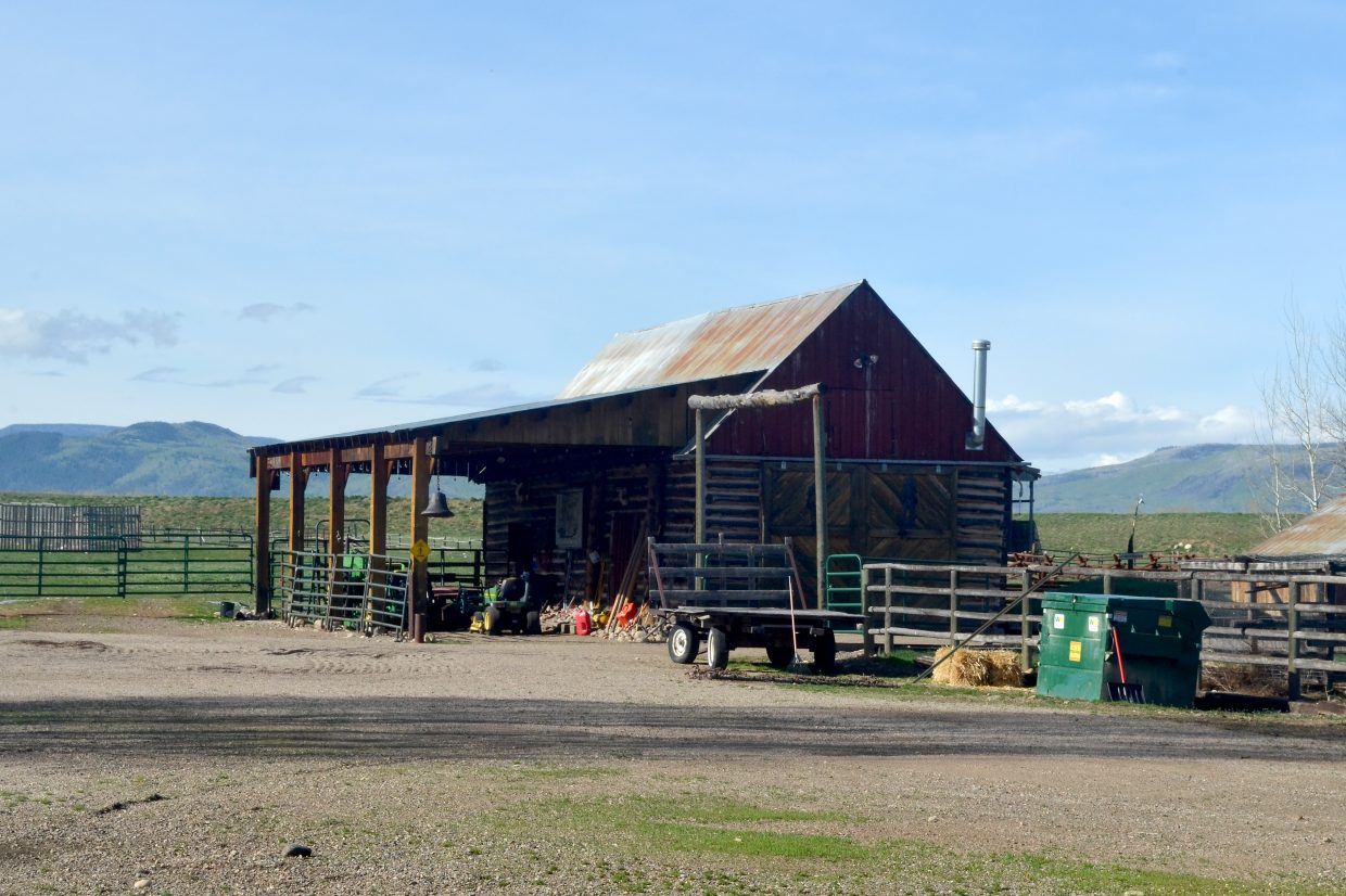 Robyn and Lambert Orton go before the Routt County Planning Commission May 7 seeking a permit to host weddings and events at BAR-O Ranch on Routt County Road 24 off U.S. Highway 40 opposite Haymaker Golf Course.