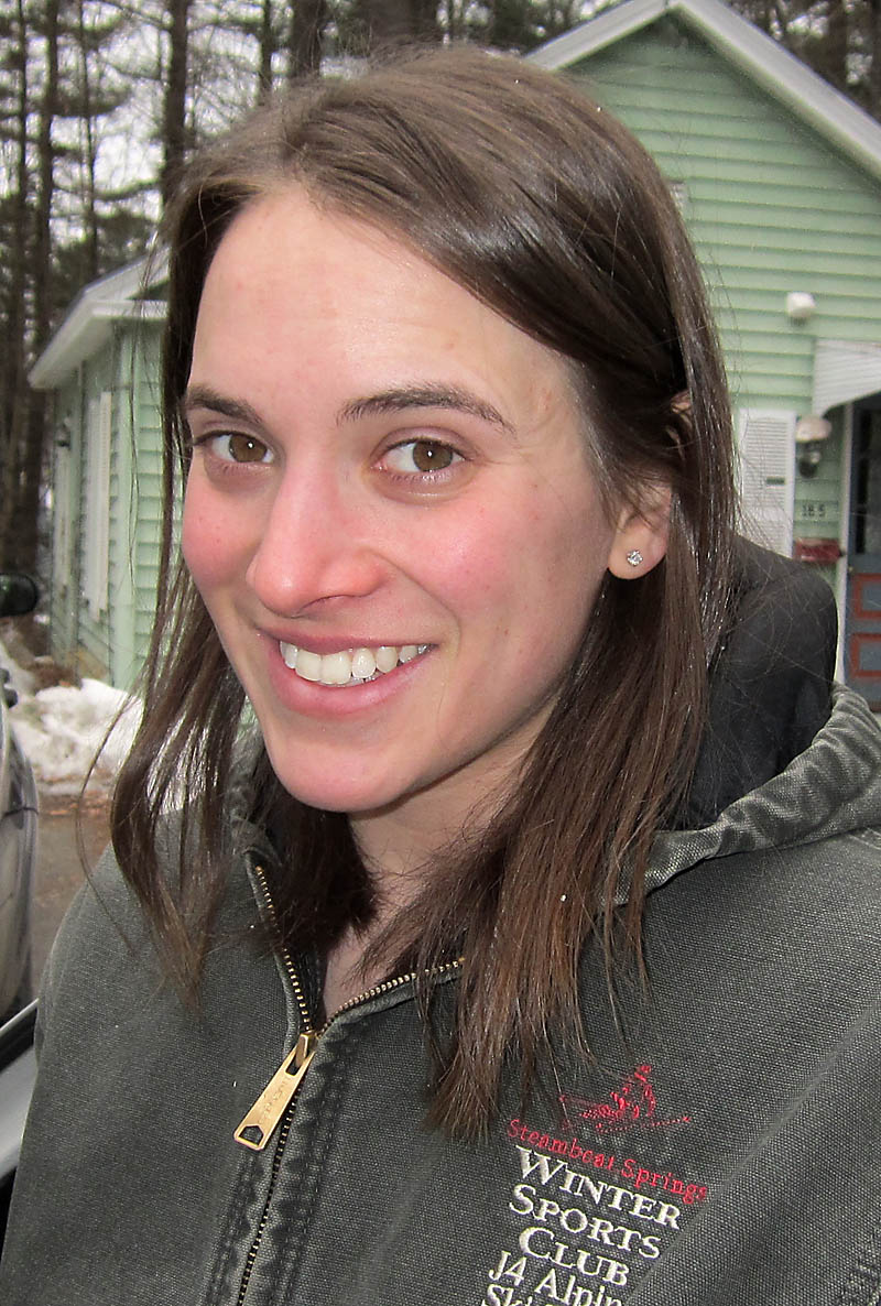 2010 Steamboat Springs High School graduate Lorin Paley has been very active in the Dartmouth College outdoors club while pursuing her degree in mechanical engineering.