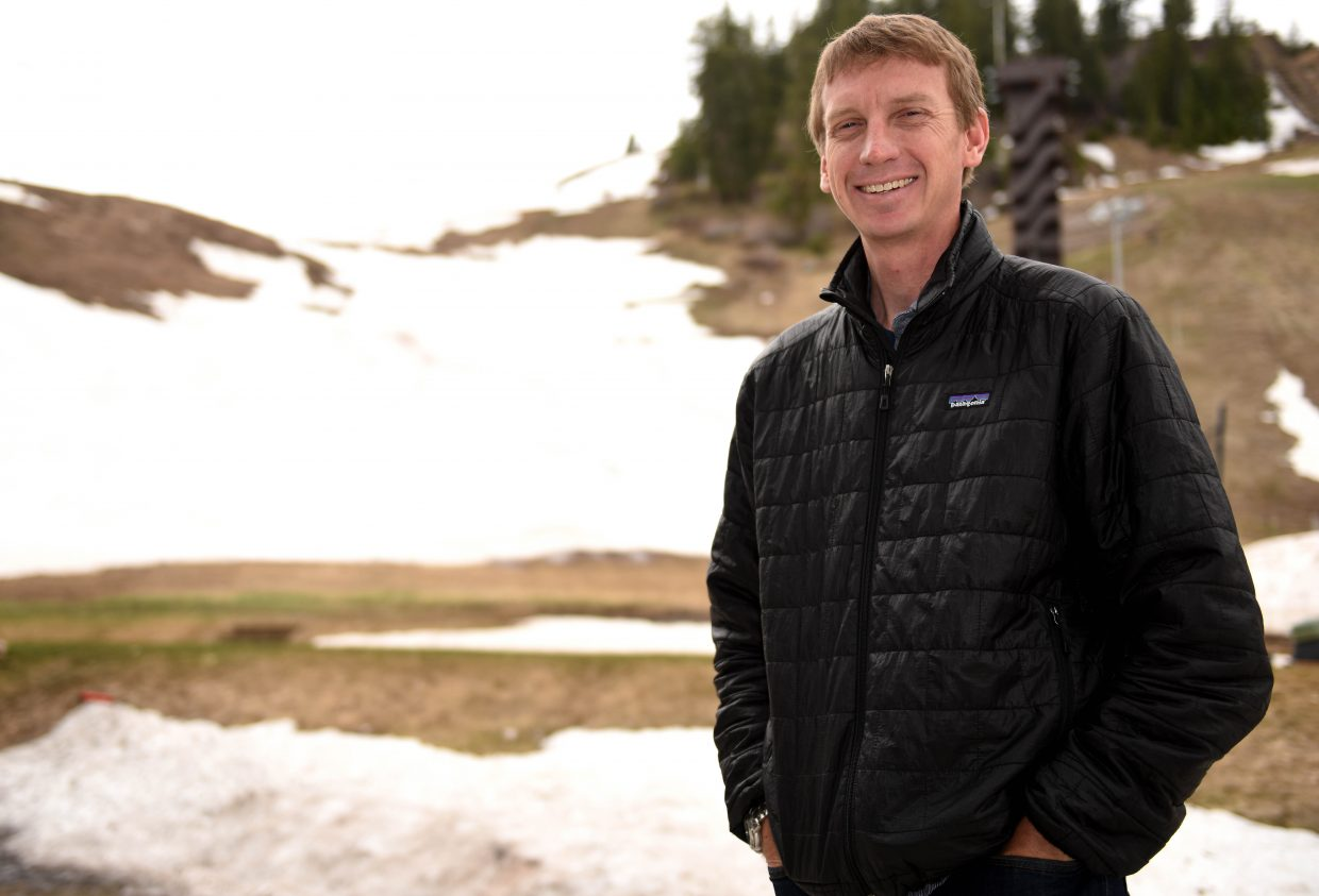 Adam Chadbourne comes to the Steamboat Springs Winter Sports Club after years coaching with the U.S. Ski Team and with various ski academies on the East Coast.