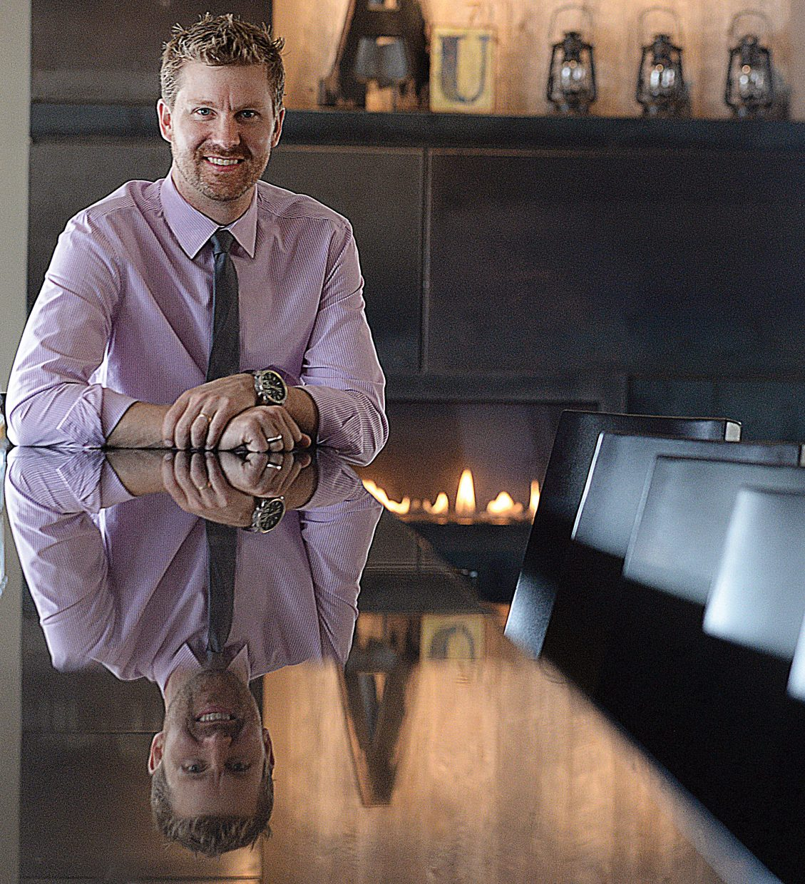 Phil Armstrong, owner of the new Aurum restaurant, plans to bring an entirely new dining experience to Steamboat Springs.