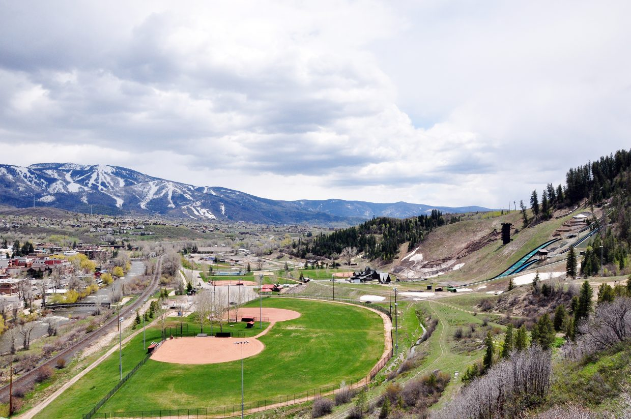 The city of Steamboat Springs has sent out a survey to a random sampling of residents to gauge their opinions of Howelsen Hill. The survey is part of a new master planning process for the park.