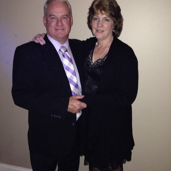 George Purnell, pictured with his wife, Sandy, will be the next principal of Soroco High/Middle School.