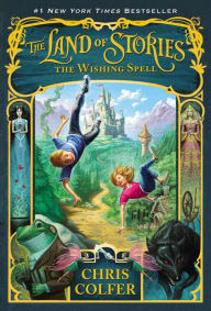 """""""Land of Stories,"""" by Chris Colfer"""