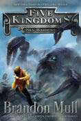 """""""The Five Kingdoms,"""" by Brandon Mull"""