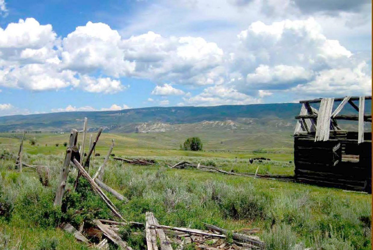 A conservation easement finalized by the Yampa Valley Land Trust in 2017 will help to protect sage grouse habitat on a historic South Routt Ranch.
