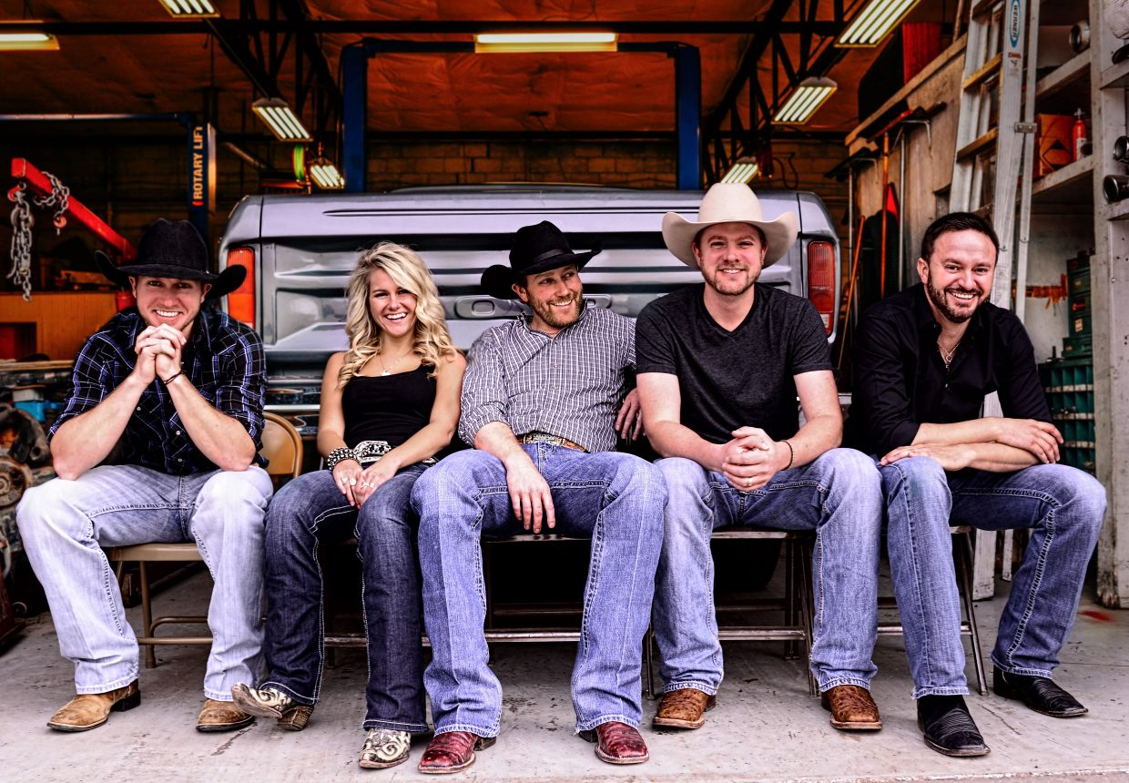 Chancey Williams & The Younger Brothers Band, pictured, will perform Saturday night as part of the 26th annual Grand Olde West Days. The Craig event will feature concerts, rodeo competitions, a carnival, Memorial Day services and more throughout the holiday weekend.