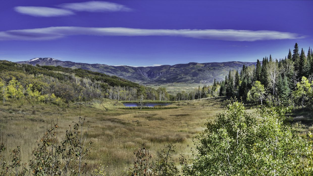 The 780-acre Emerald Ridge Ranch has development potential and is on the market for the first time for $8.95 million.