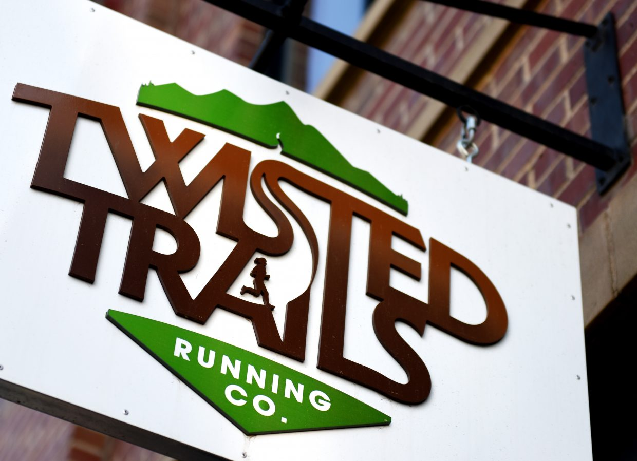 Twisted Trails Running Company opened in Steamboat Springs in 2014. The store plans to expand this month with a second location, this one in Silverthorne.
