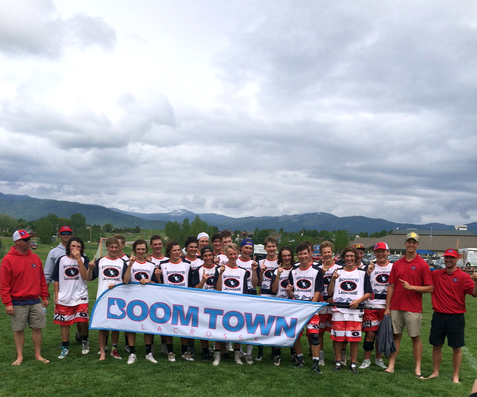 A pair of local players helped their team to a championship last weekend in the Boomtown Steamboat Showdown, a lacrosse tournament in Steamboat Springs. Max Lynch and Bryan Gilbertson played with the Backcountry Lacrosse team, which emerged atop the tournament's high school division.