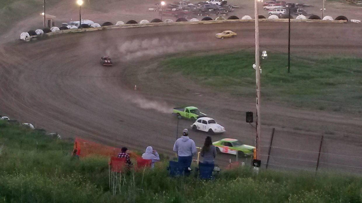 Opening day at Hayden Speedway. Submitted by: David Torgler