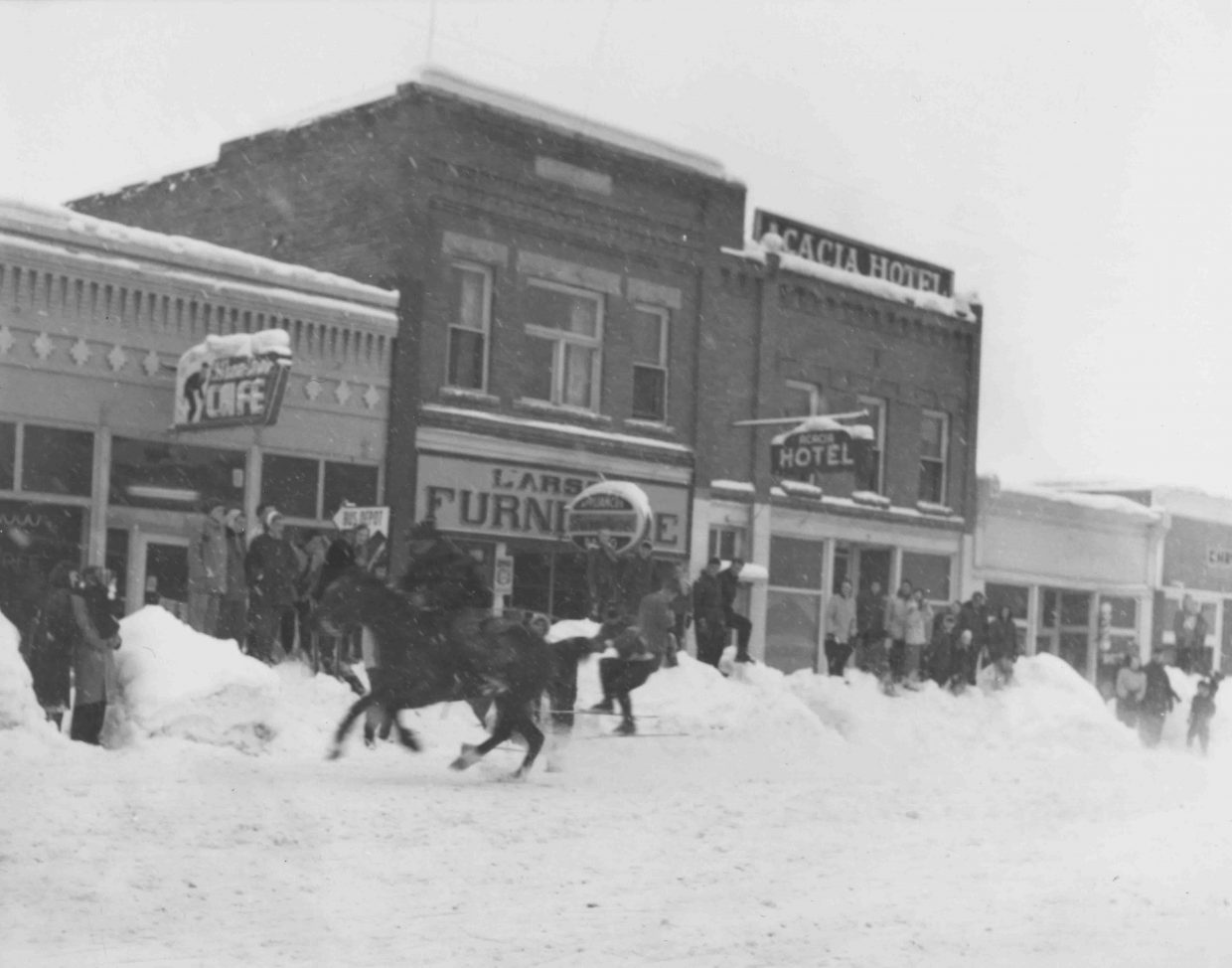 The Tread of Pioneers Museum will offer free Downtown Historical Walking Tours throughout the summer to talk about Steamboat Springs' past.