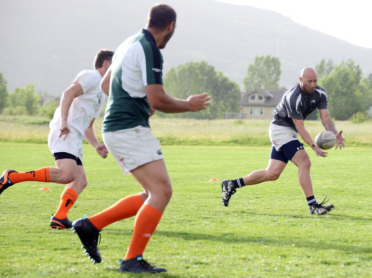 The Steamboat Springs Rugby team kicks off its summer season, playing at 1 p.m. at home Saturday at Whistler Field.