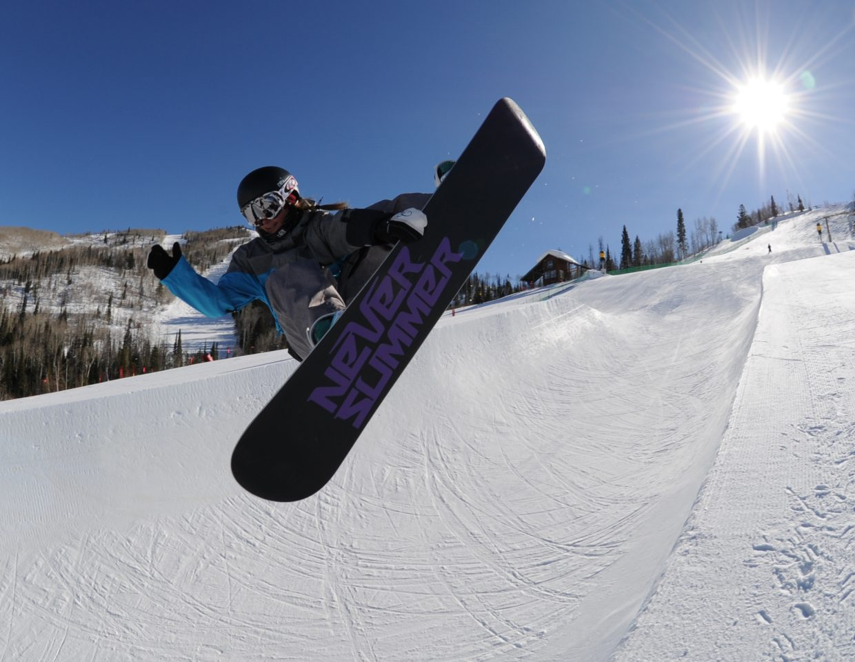 The Mavericks half-pipe has been a staple of the Steamboat Ski Area terrain park for more than two decades, but ski area officials said declining use caused them to pause this year when considering building the pipe for the 2016-17 season. The project is resource demanding, taking up as much as 15 percent of the man-made snow the mountain produces every autumn.