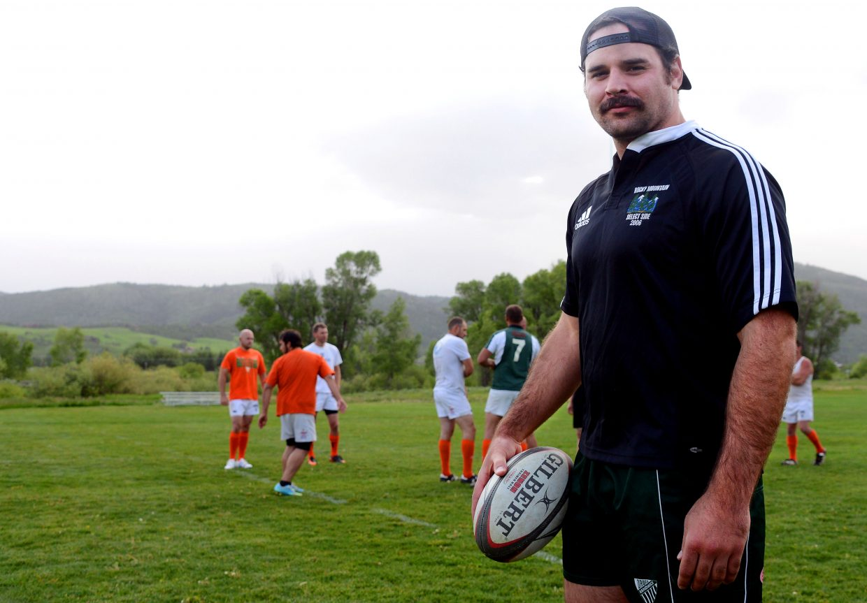 Steamboat Springs High School graduate Chris Baumann has spent years following his love of rugby around the world.