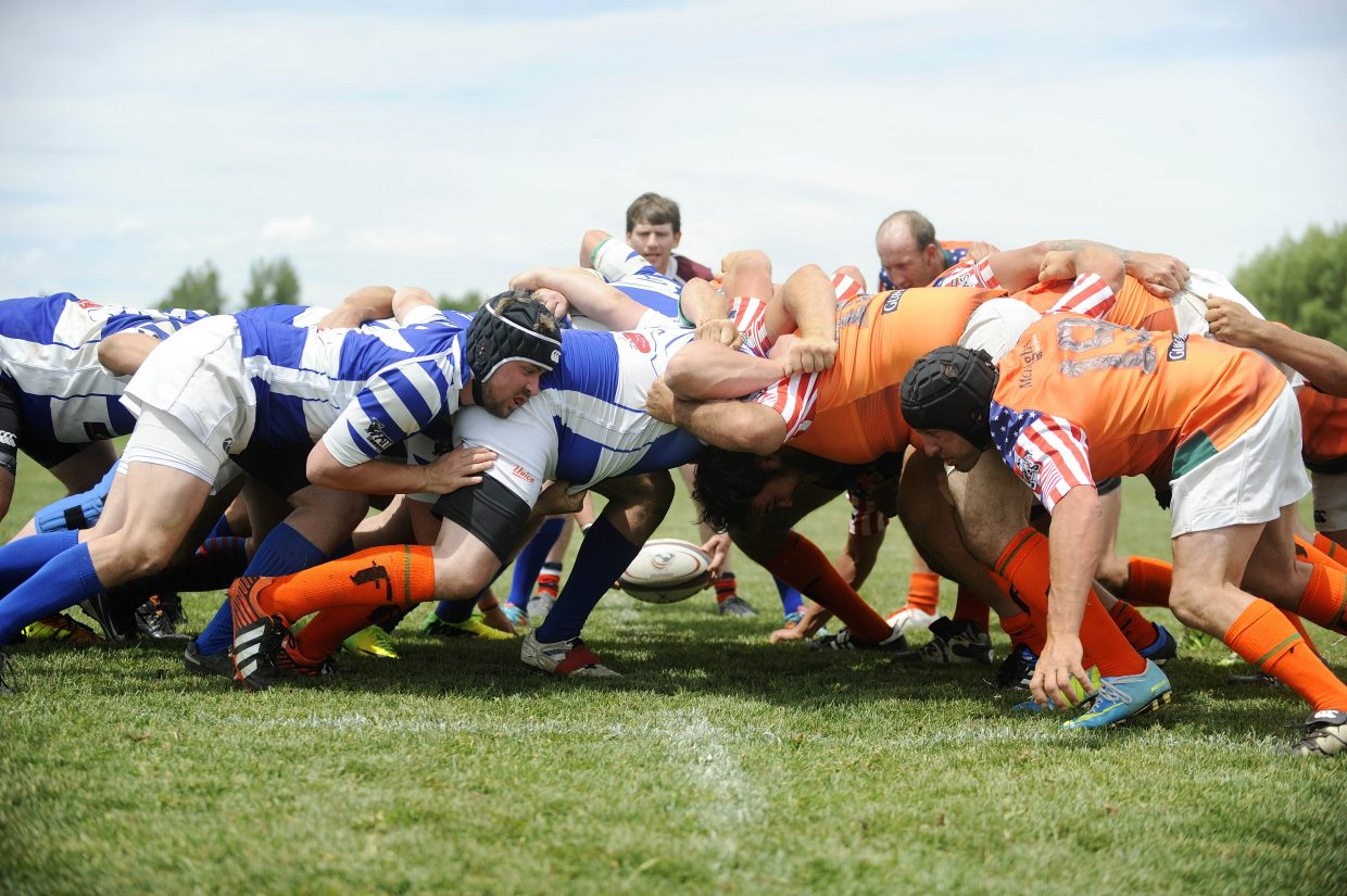 The Steamboat Rugby Club takes on Breckenridge on Saturday at Whistler Field.