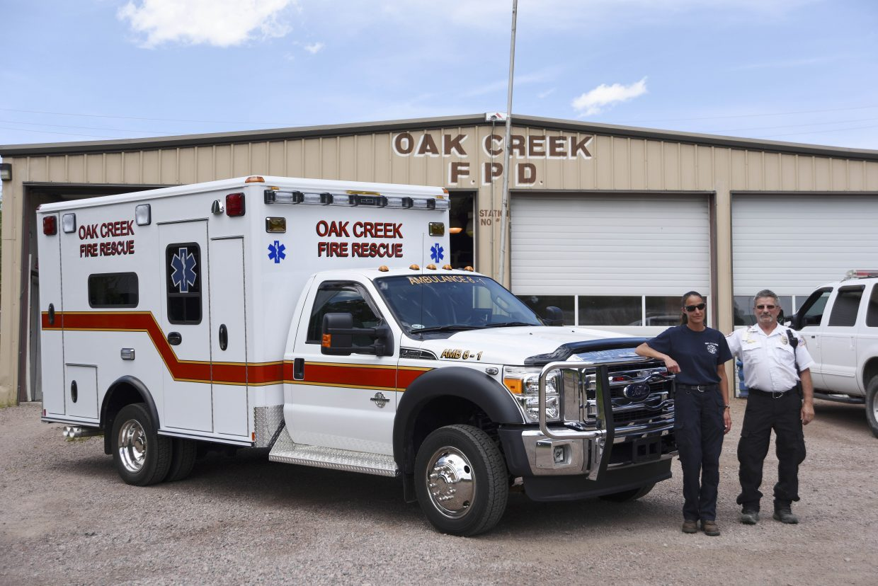 Voters approved a property tax increase to increase revenues for the Oak Creek Fire Protection District in a special election. The money will allow the fire department to hire additional staff and improve emergency response.