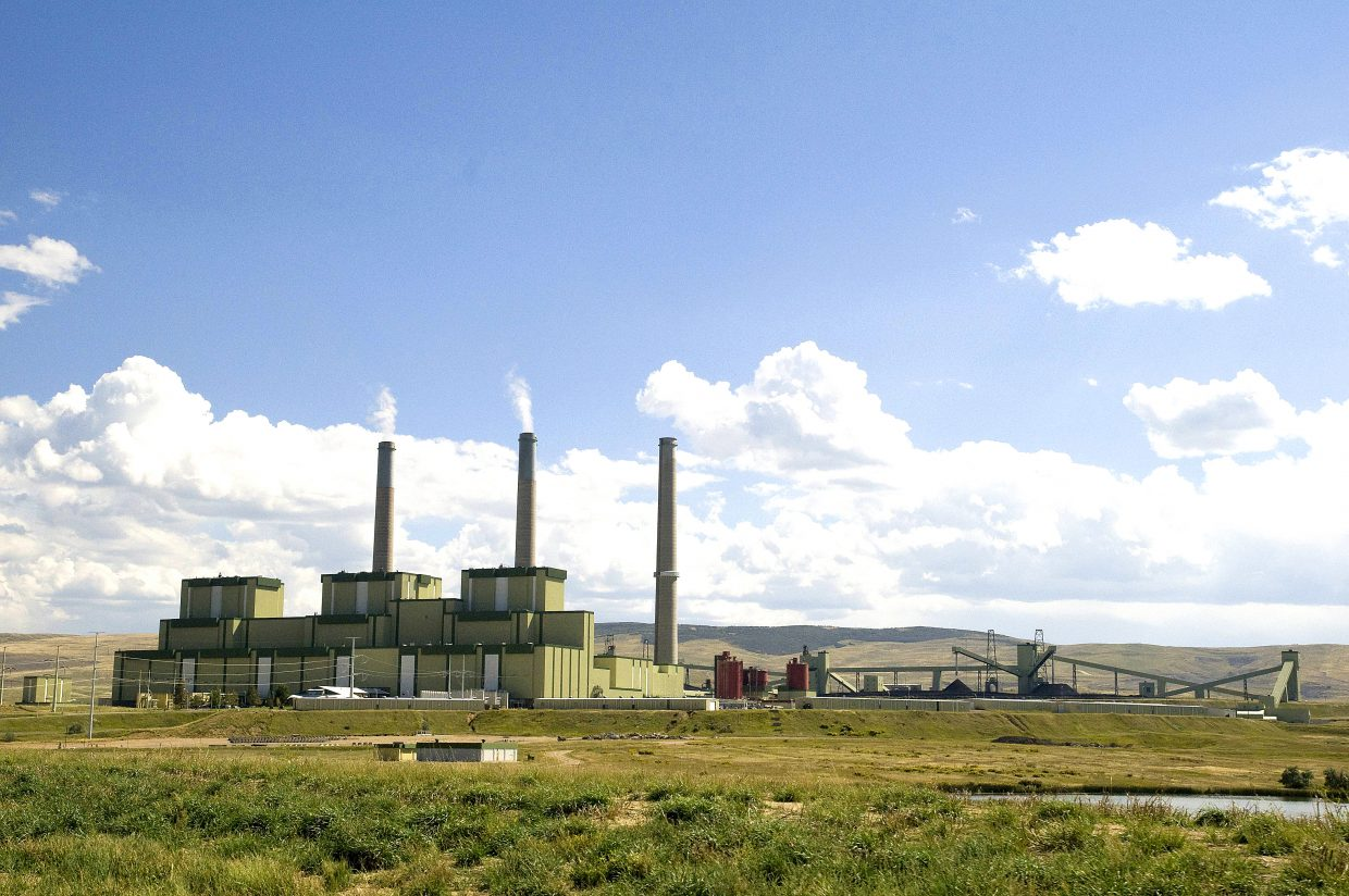 Craig Station, Colorado's second largest coal-fired power plant, will have one of its three generating stations retired by 2025 after an agreement with regulatory administrations and conservation groups.