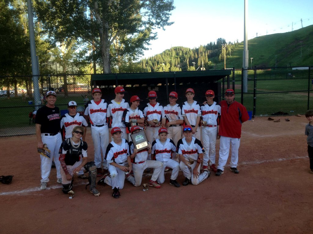 The Steamboat U14 team placed second in the weekend's Mountain Magic Triple Crown tournament in Steamboat Springs.