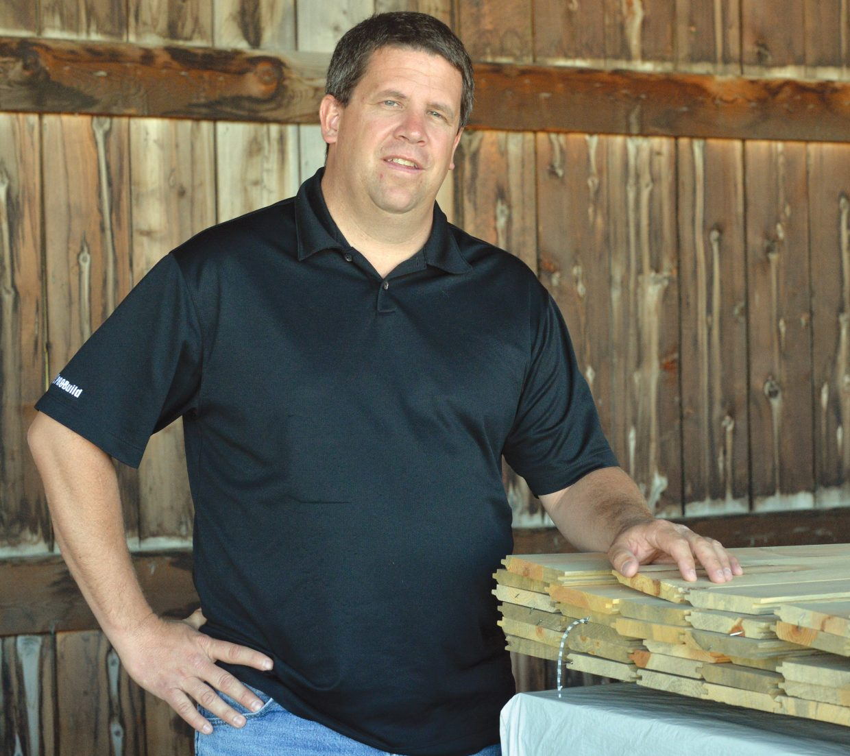 Routt County 4-H livestock judging team coach Rod Wille recently was honored with a statewide leadership award, but the Steamboat Springs native says he owes it all to the members of his teams.