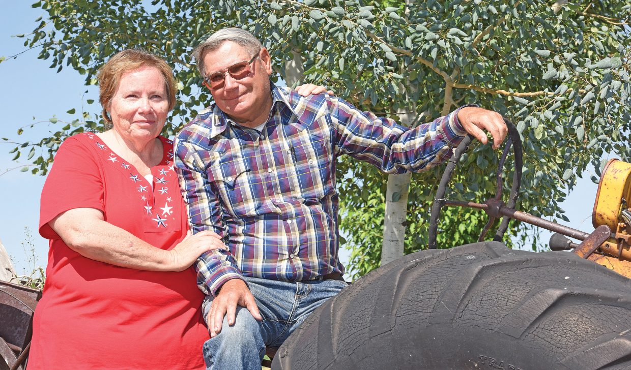 Jo and Jim Stanko will lead this year's Fourth of July Parade as grand marshals.