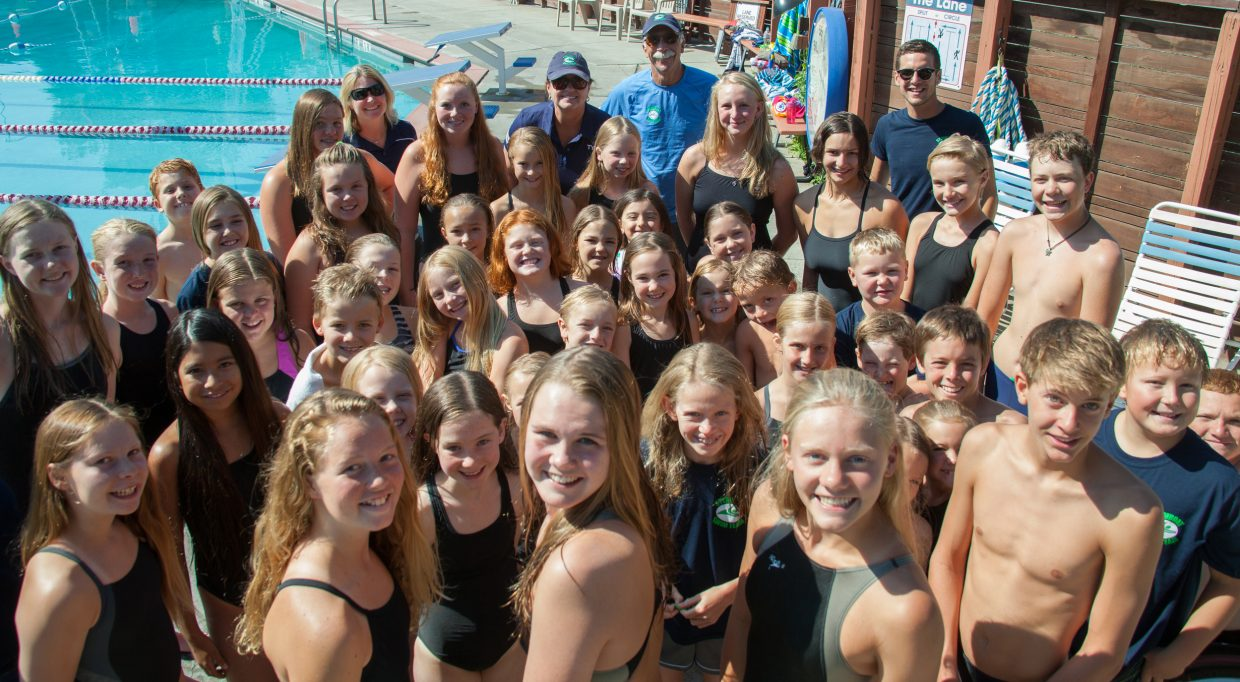 The Steamboat Springs Swim Team logged big results at a pair of meets in June.