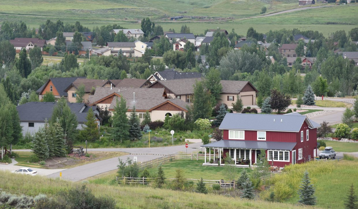 The Routt County Commissions will ask city of Steamboat Springs if they would consider revisting procedures in West of Steamboat Area Plan to allow new versions of rural subdivisions like Silver Spur, Heritage Park and Steamboat II.