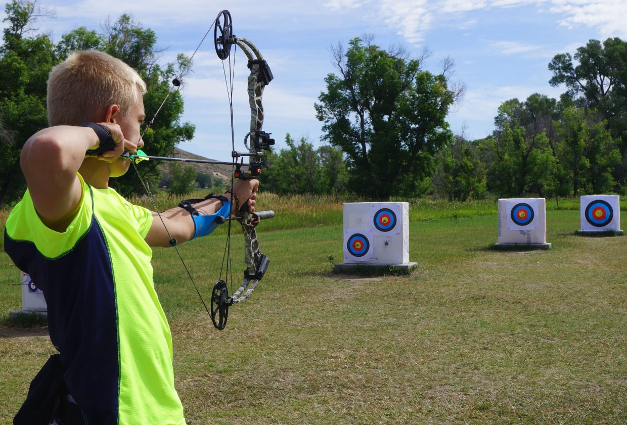 The state qualifier shoots for 4-H archery, pistol, rifle and shotgun events will take place in the week to come at various locations around Moffat County.