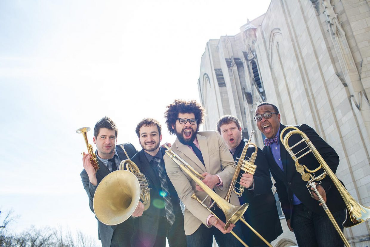C Street Brass is set to perform free concerts at a variety of Steamboat venues this summer.