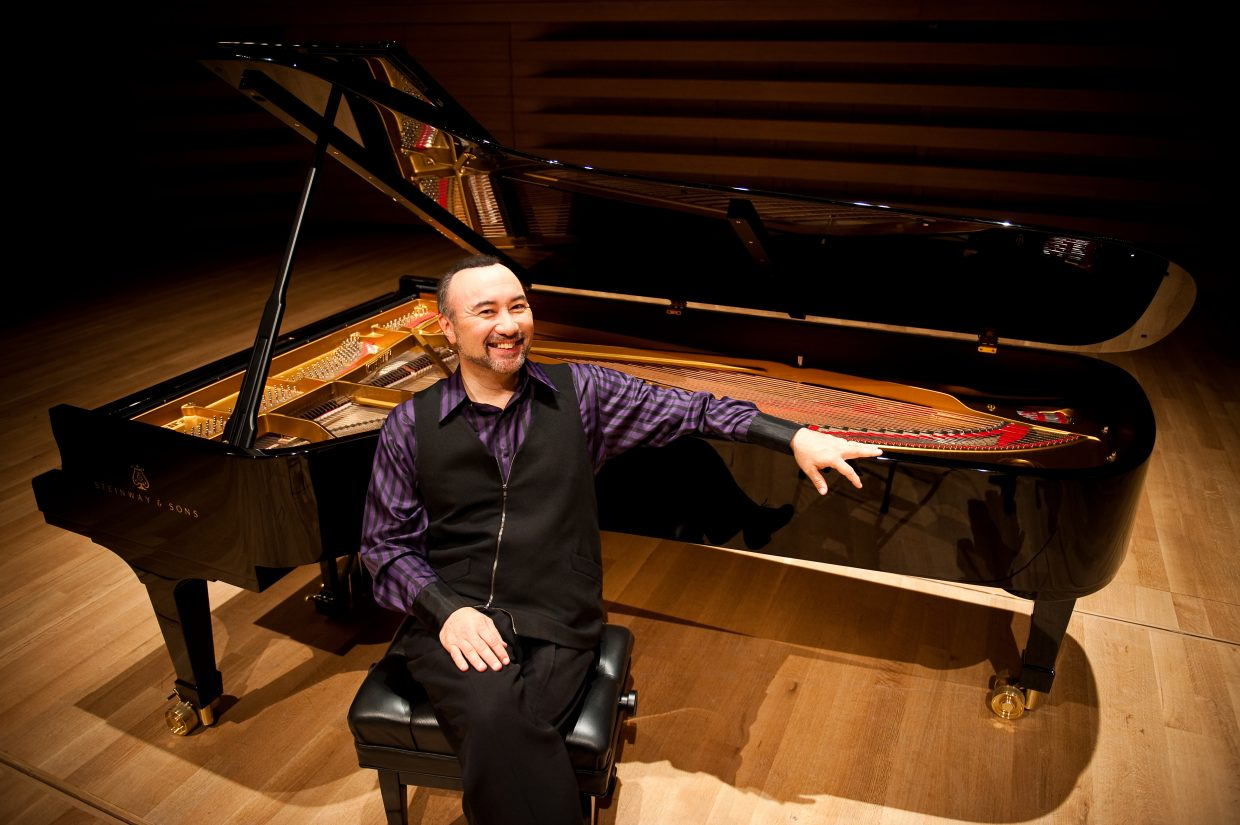 Jon Kimura Parker will perform with the Strings Festival Orchestra on Saturday.