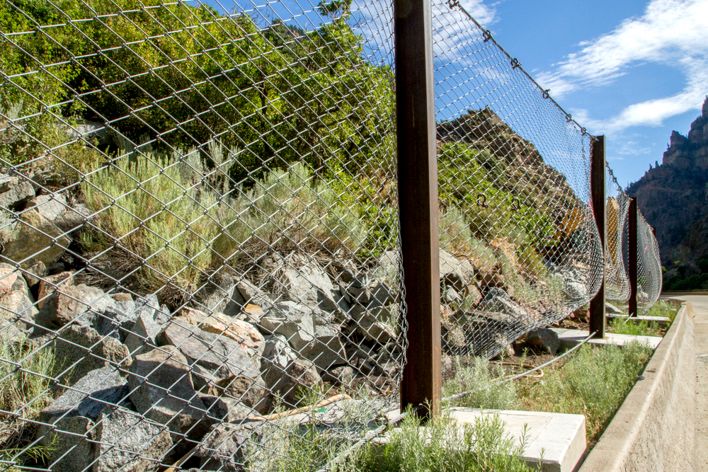Rock mitigation in Glenwood Canyon is slated to send traffic through Steamboat and Craig this week.