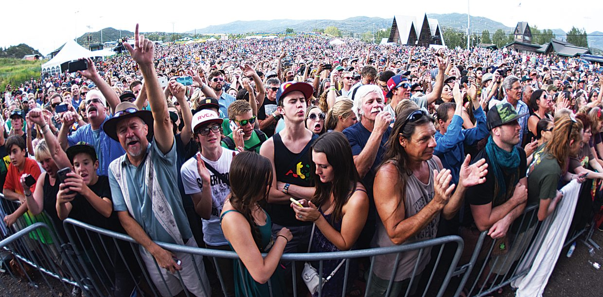Ziggy Marley drew thousands of music fans to Howelsen Hill last summer for the Steamboat Springs Free Concert Series. This year, the series will offer a different kind of experience for concert goers.