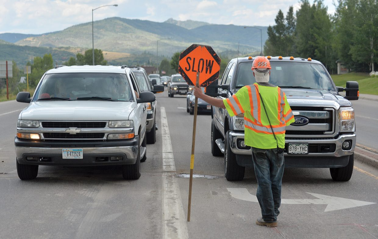 Steamboat motorists face a second straight summer of construction delays on U.S. Highway 40 in 2018, this time on the southside of town to the west summit of Rabbit Ears Pass.