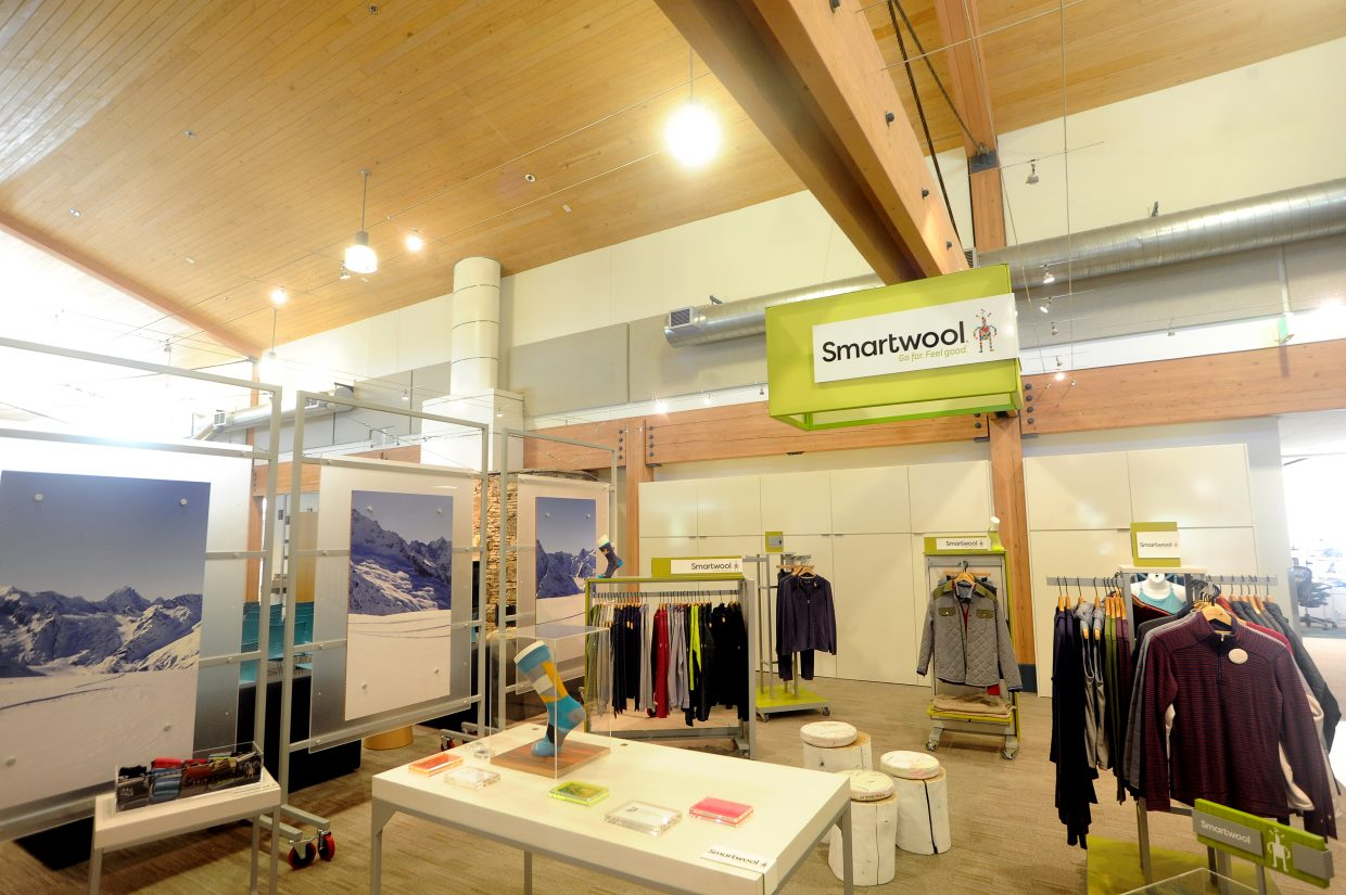 It was business as usual Monday at SmartWool headquarters in Steamboat Springs following the resignation of Mark Satkiewicz, who is taking a job at TOMS shoe company.