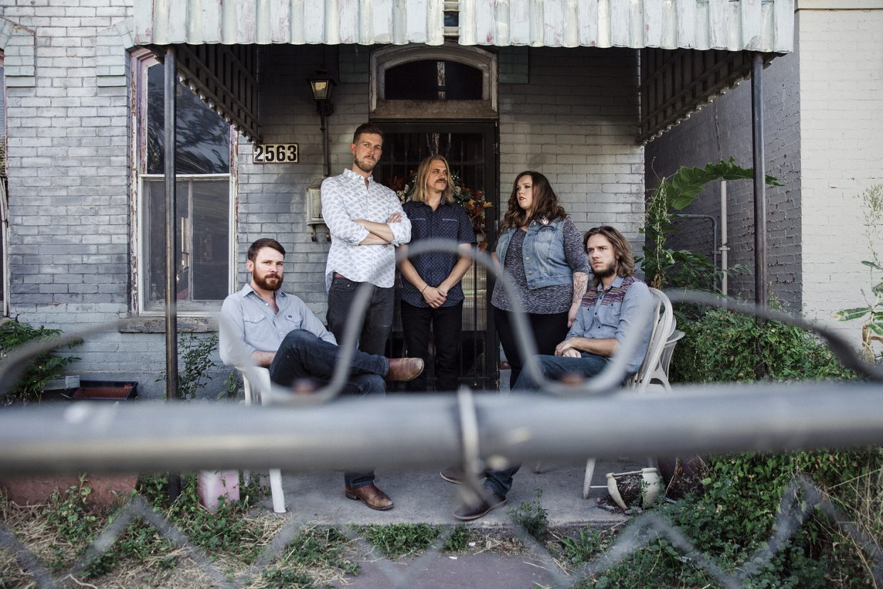 Alt-folk band King Cardinal performs at the Chief Theater in Steamboat Springs Aug. 12 during the revived Silver Circuit tour.
