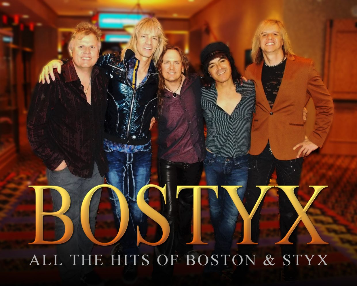 Tickets are on sale for BOSTYX Unplugged featuring David Victor, formerly of Boston, at Strings Music Festival. The show is slated for 7 p.m. Sept. 9.