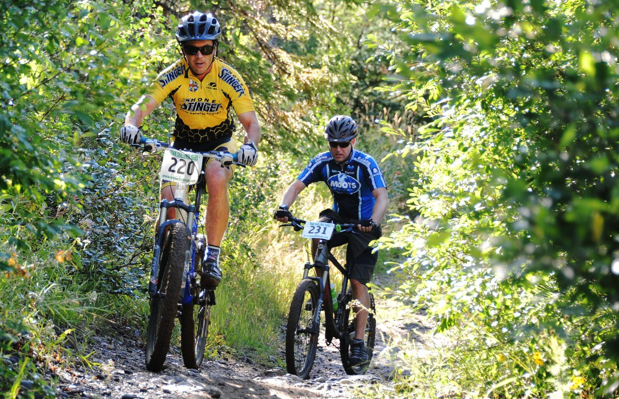 Wednesday's Town Challenge finale drew a big crowd for a challenging race at Steamboat Ski Area.