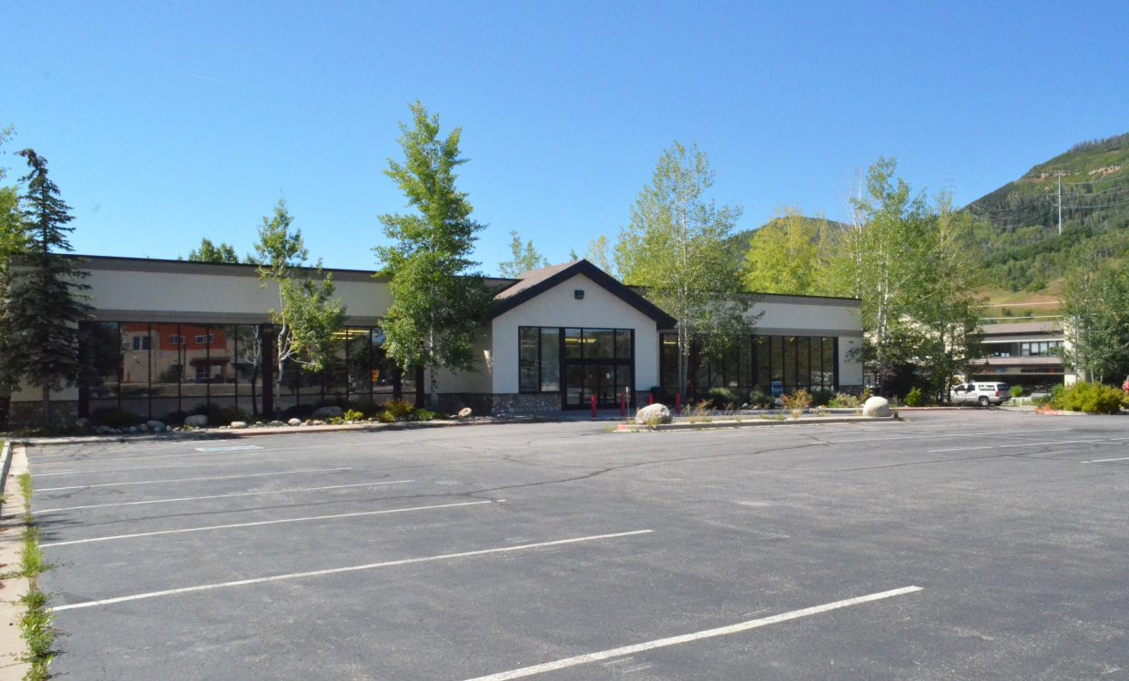 A vacant building at 1600 Mid Valley Drive, the former location of a Staples store from 2006 to 2014, may become an urgent care facility.