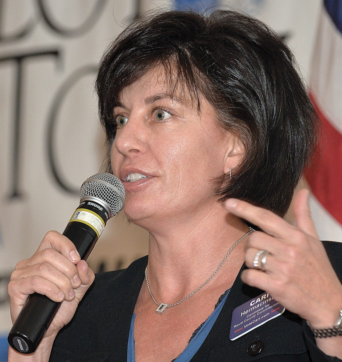 Colorado Governor John Hickenlooper has appointed Routt County Board of Commissioners Chairwoman Cari Hermacinski to serve on the Energy/Mineral Impact Assistance Fund Advisory Committee, which makes recommendations on granting requests that come in from all over Colorado.