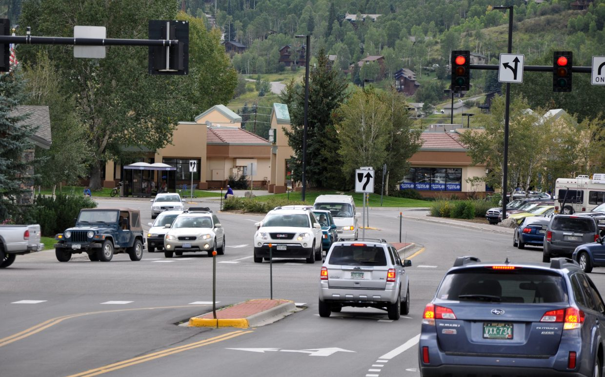 Central Park Drive, one of the busiest roads in Steamboat Springs, will be reconstructed.