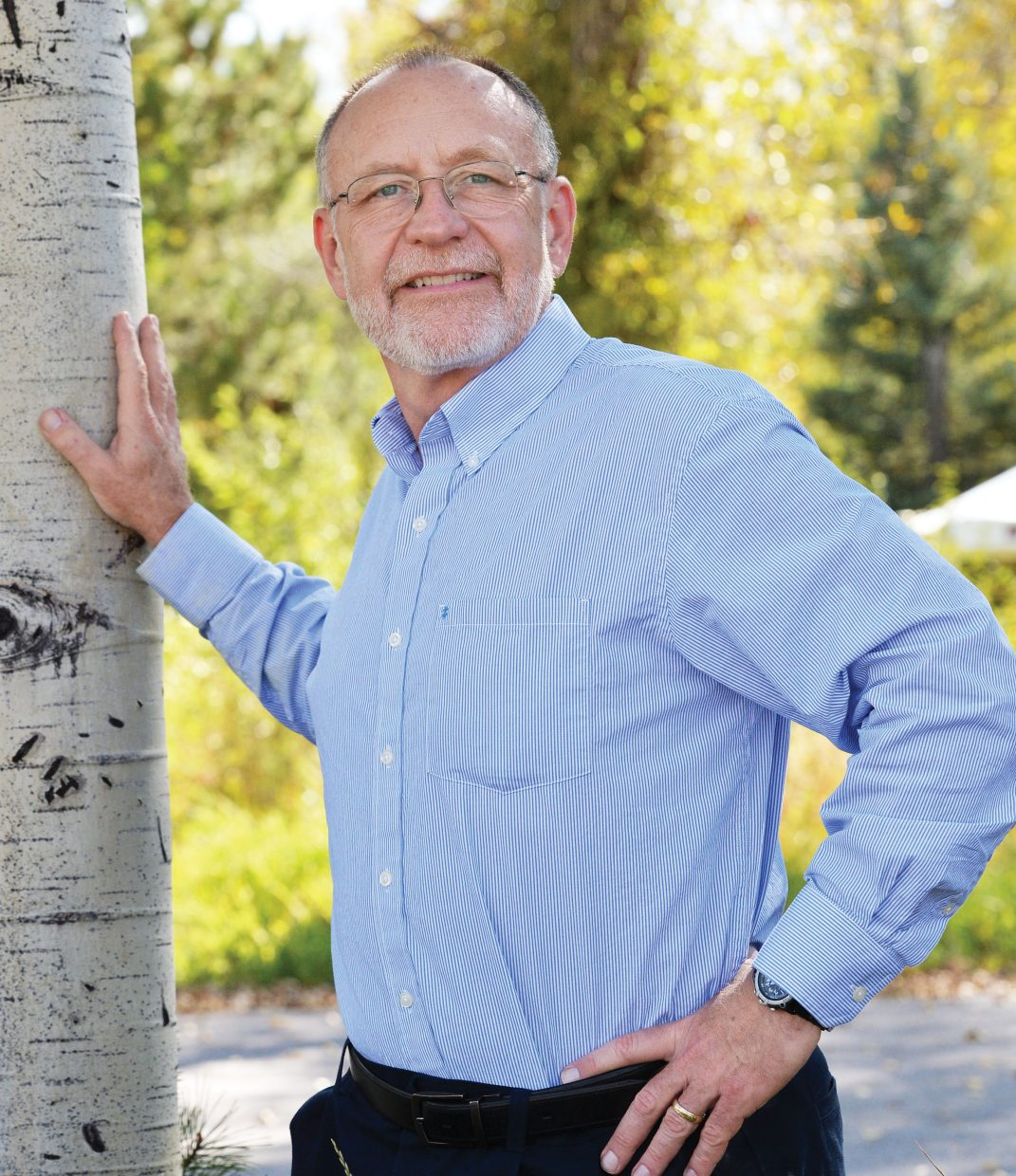 Jim Clark, CEO of the Steamboat Springs Chamber Resort Association