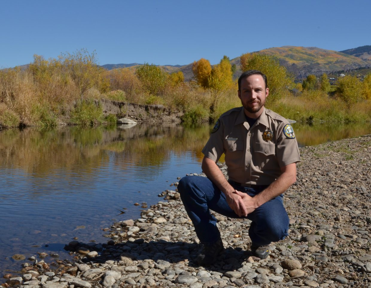 Kris Middledorf, the new Colorado Parks and Wildlife Area Manager based in Steamboat Springs, said he was immediately struck by the diversity of animal species in Routt County and the community's involvement in conserving habitat.