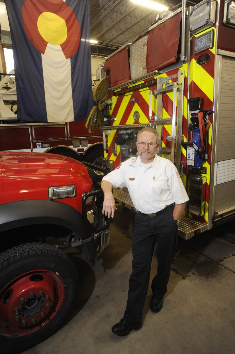 After a 41-year career, Steamboat Springs Fire Marshall Jay Muhme is retiring Thursday.