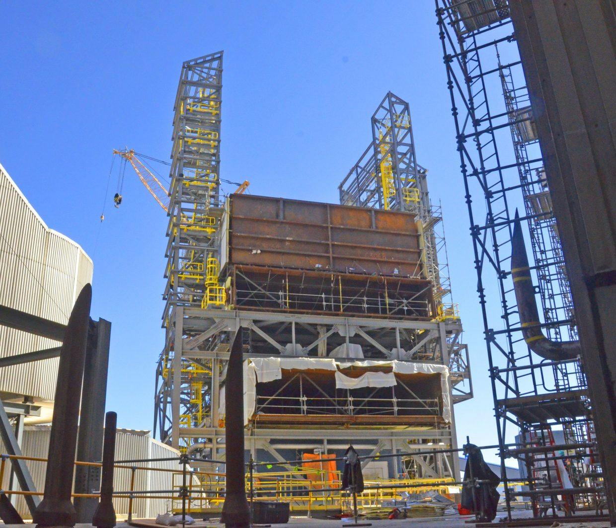 In 2014, Xcel Energy was in the midst of a $140 million upgrade at the Hayden Generating Station that included selective catalytic reduction equipment designed to further curtail the coal fired plant's emissions.