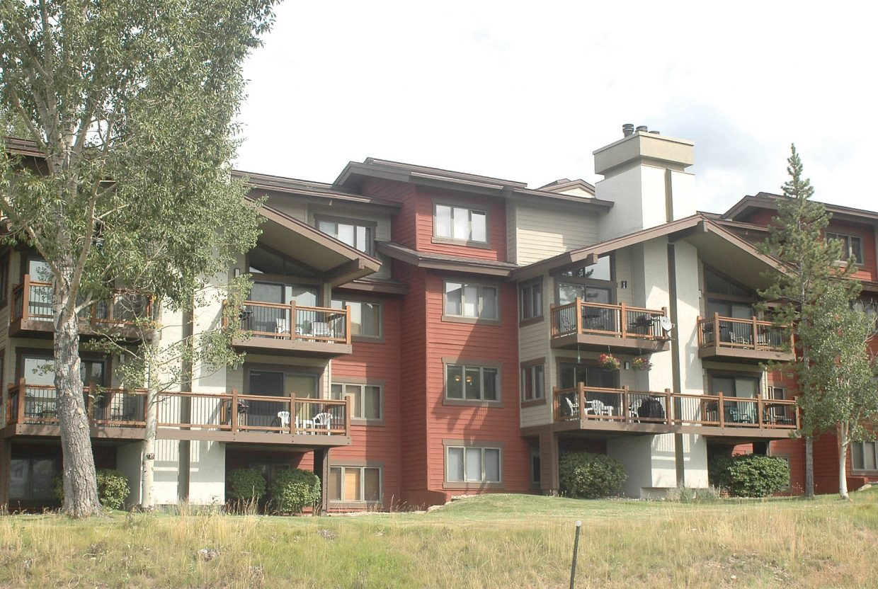 The Ranch at Steamboat has seen three sales in August and September between $300,000 and $385,000. Another three are expected to close in the next couple of weeks, General Manager Peggy Rogers said.
