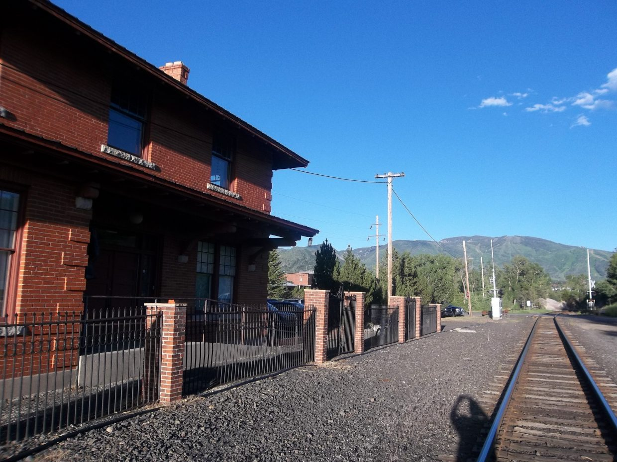 The old Depot. Submitted by: Bill Dorr