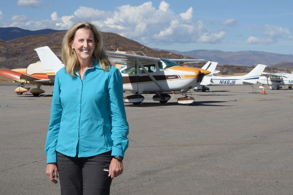 Stacie Fain has assumed her responsibilities as the Steamboat Springs Airport manager. Fain relocated from Colorado Springs to take the position at Bob Adams Field.