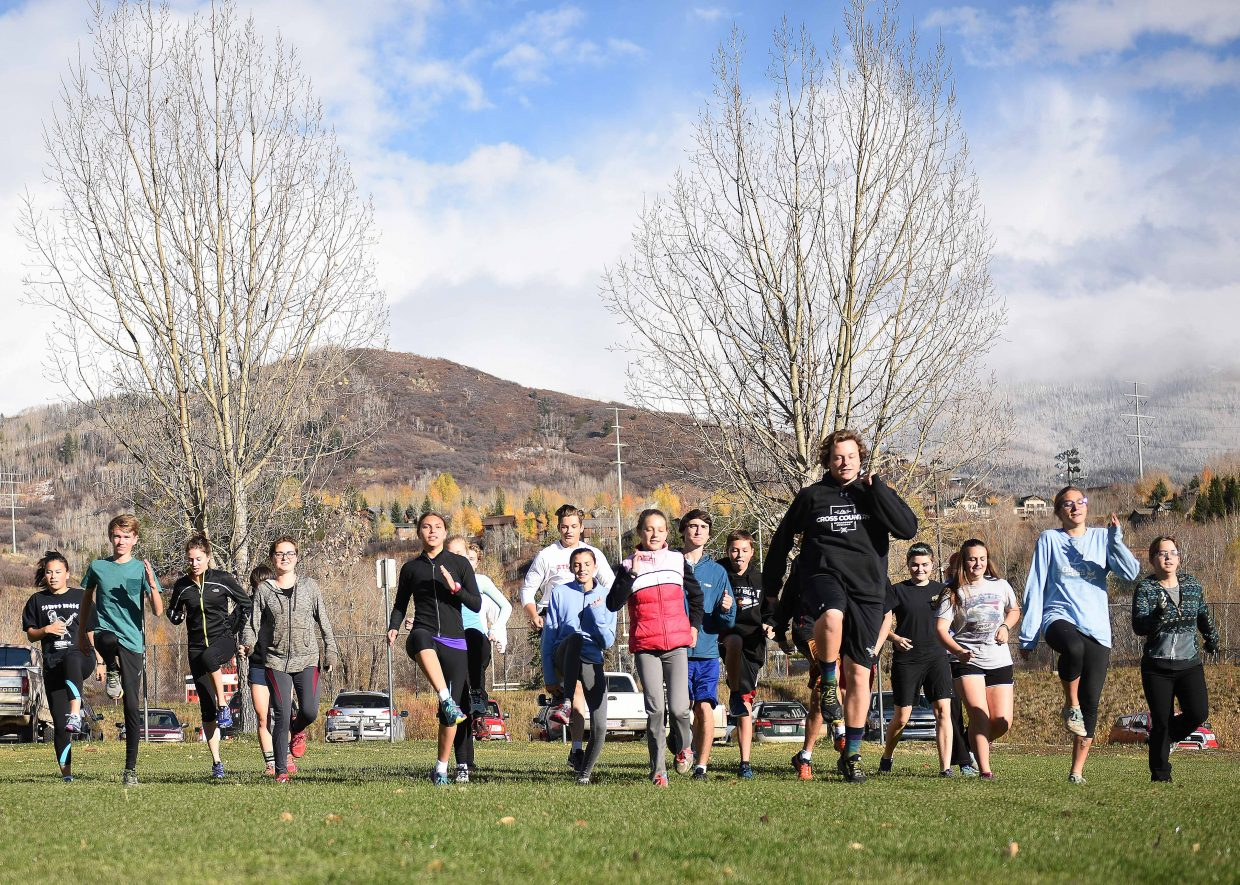 The Steamboat Springs High School cross country will travel Friday to compete at the Class 3A regional cross country meet in Delta. The Sailors' girls team will be one of the top squads competing to advance to the state meet.