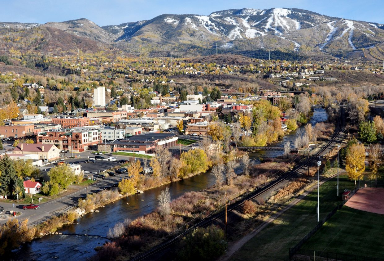 A new steering committee is helping the city of Steamboat Springs plan for a new transfer of development rights program that could help preserve the views of Howelsen Hill and the Yampa River from Yampa Street.