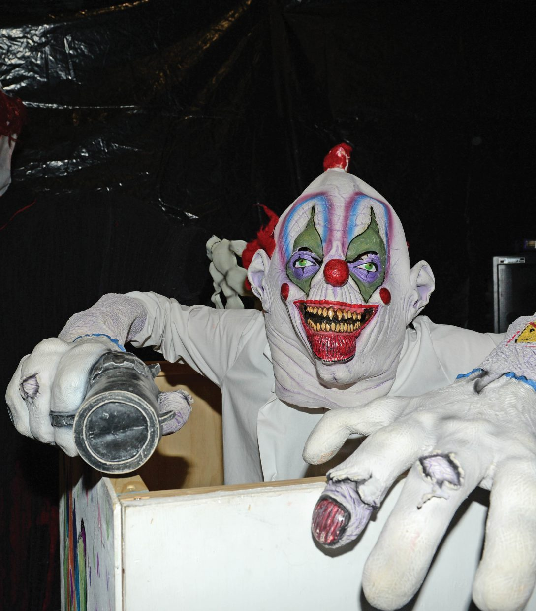 There will be plenty of fright and sights at this year's 18th annual Screamboat Haunted Tour, which will be open from 6 to 10 p.m. Friday, Saturday and Monday at Colorado Mountain College's Alpine Campus in Steamboat Springs.